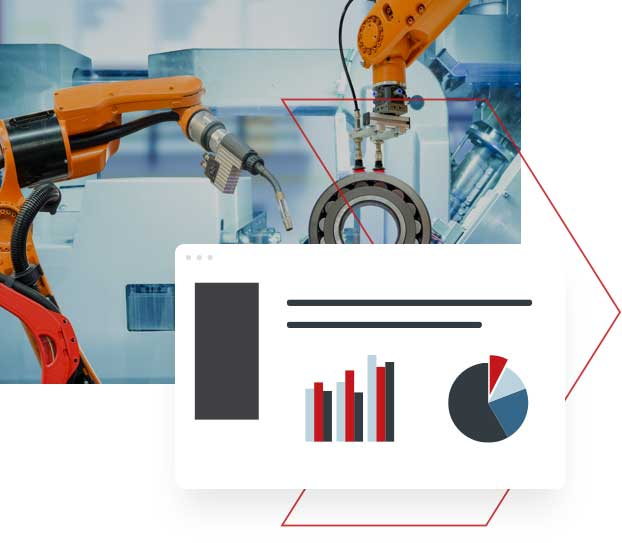 Meet the evolving needs of <span>Discrete Industrial Manufacturing. </span>